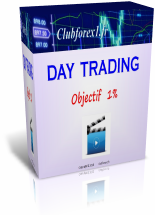 Day Trading - Objectif 1% (formation Vidéo)