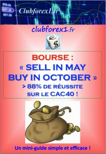 Couverture stratégie Sell in May, Buy in October